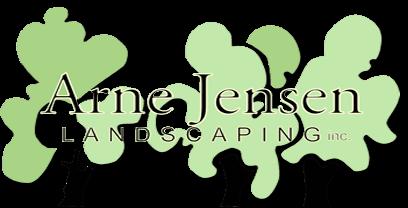 Arne Jensen Landscaping Logo