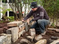 Landscape Construction Services Lincoln City Oregon